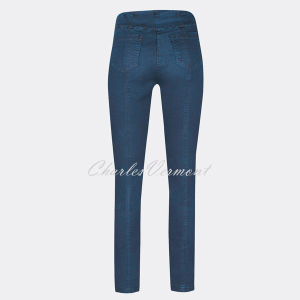 Robell Bella Full Length Jean 51580-5448-64 (Blue Denim)