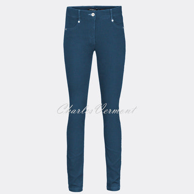 Robell Star Full Length Jean 51601-5448-64 (Denim Blue)