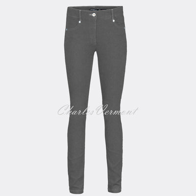 Robell Star Full Length Jean 51601-5448-95 (Grey)