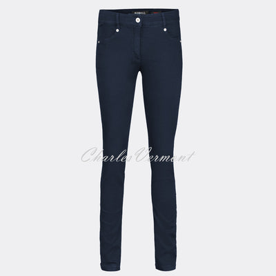 Robell Star Full Length Jean 51601-54808-69 (Navy Blue)
