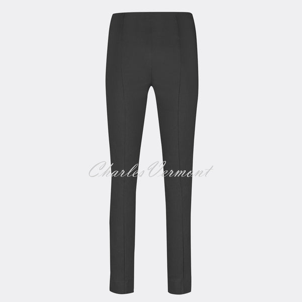 Robell Rose Full Length Super Slim Trouser 51673-5499-97 (Charcoal)
