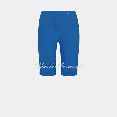 Robell Bella 04 - Short 52665-5499-67 (Royal Blue)
