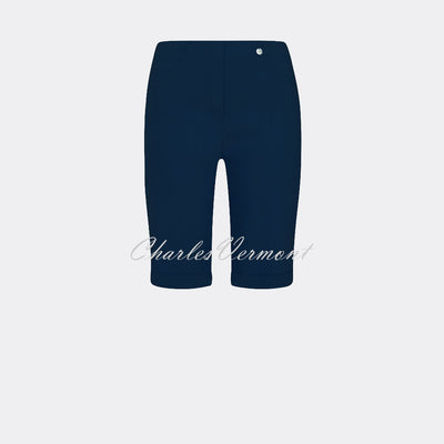 Robell Bella 04 Shorts 52665-5499-69 (Navy)
