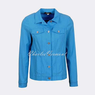 Robell Happy Jacket 57609-5499-600 (Azure Blue)