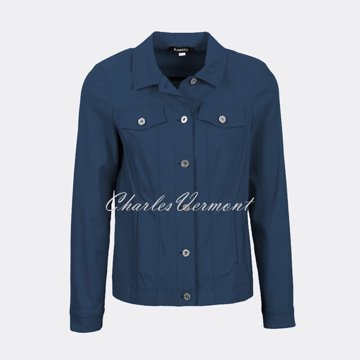 Robell Happy Jacket 57609-5499-68 (French Navy)