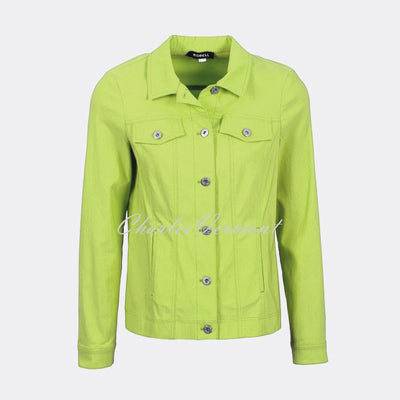Robell Happy Jacket 57609-5499-810 (Lime)
