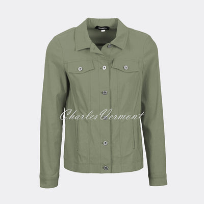 Robell Happy Jacket 57609-5499-881 (Ivy Green)