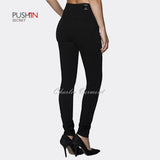 Salsa 100258 Skinny Jeans - Regular (Black)