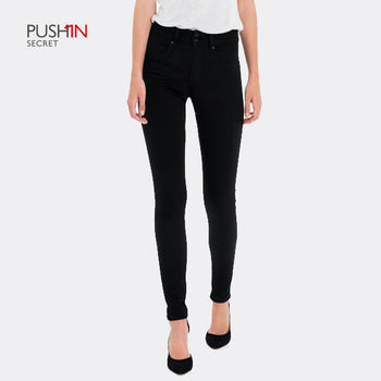 Salsa 114126 Skinny Jean - Regular (Black)