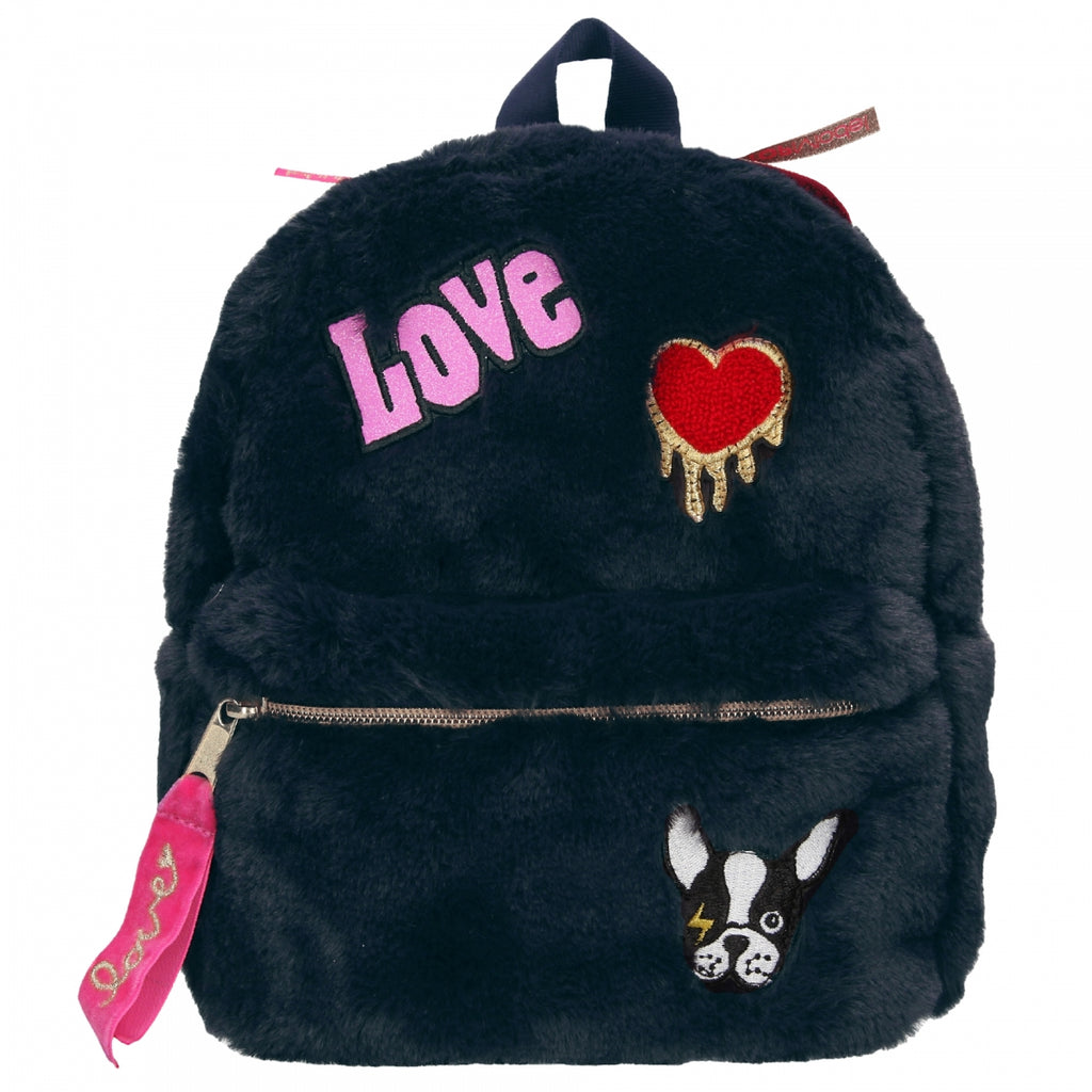 TOPModel Fake Fur Backpack