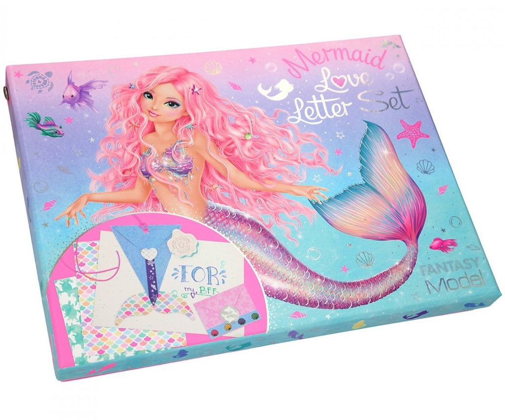 TOPModel Fantasy Model Mermaid Love Letter