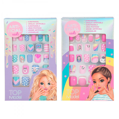 TOPModel Artificial Nails