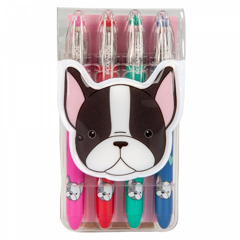 TOPModel Dog Gel Pen Set