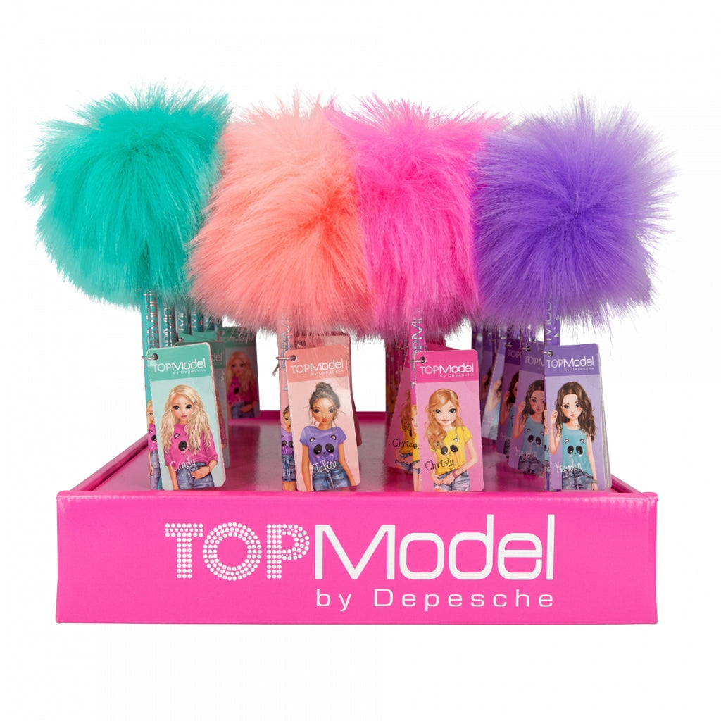 TOPModel Big Pom Pencil