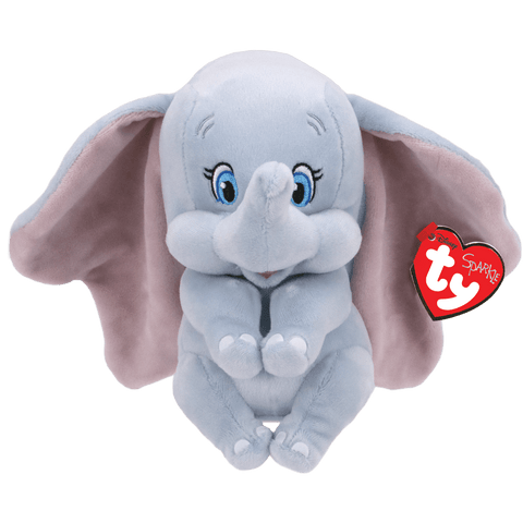Disney Dumbo Elephant TY with Sound