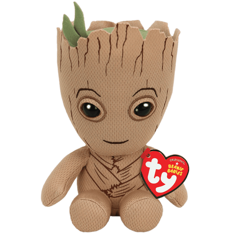 Groot From Marvel Beanie Boo TY