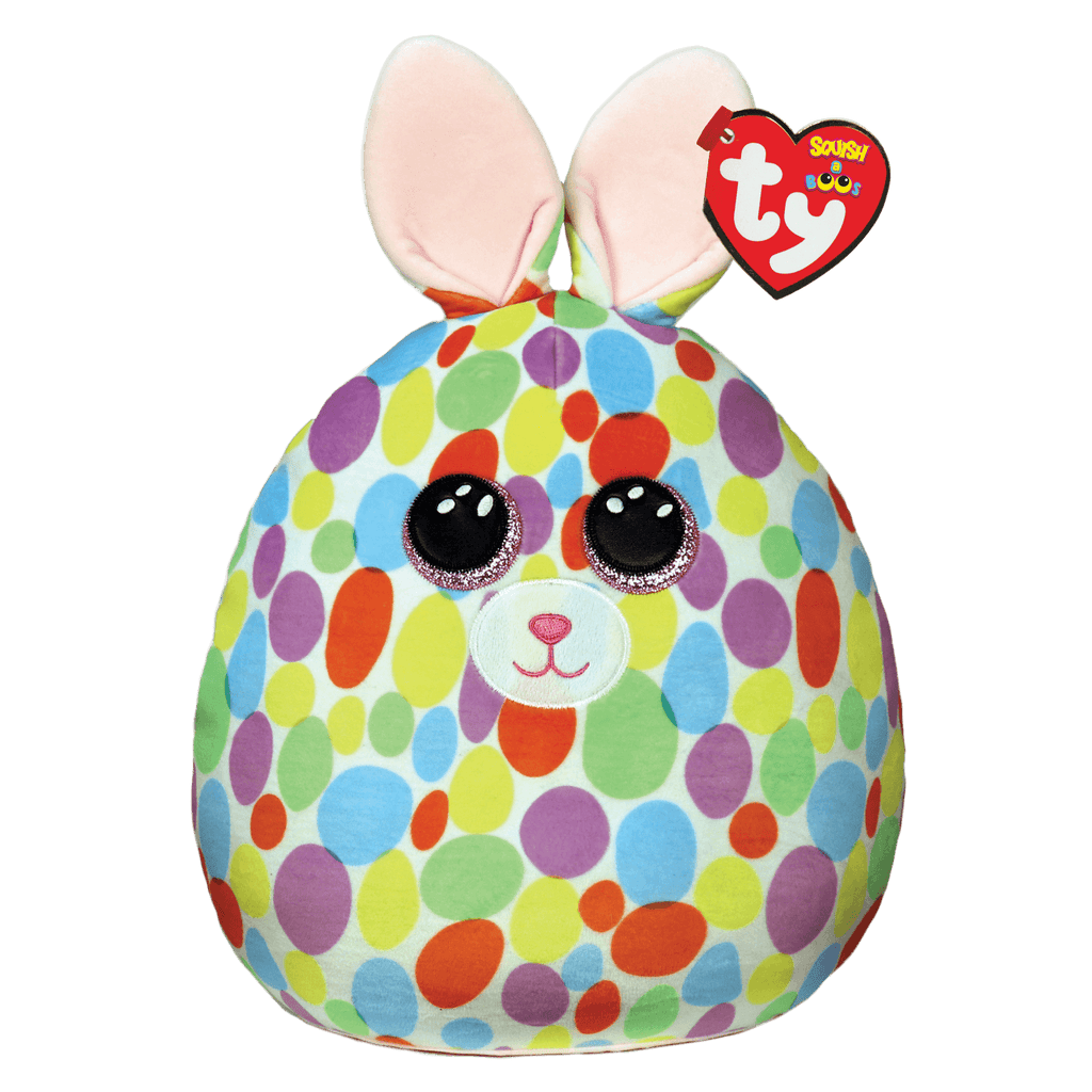 TY Bloomy the Bunny Squish A Boo Plush 10""