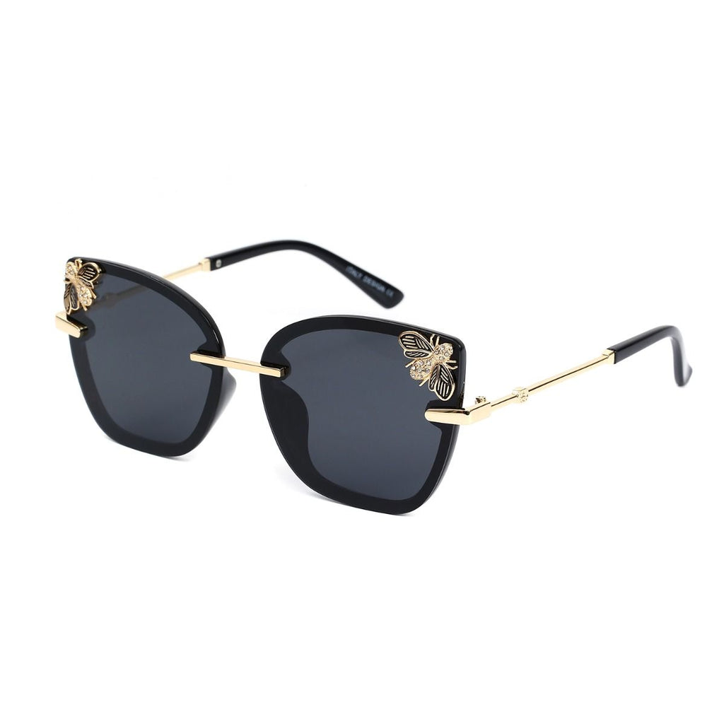 Bee Sunglasses Black SS21