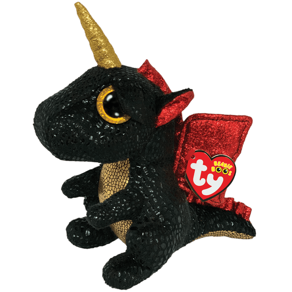 Grindal Dragon with Horn Beanie Boo TY