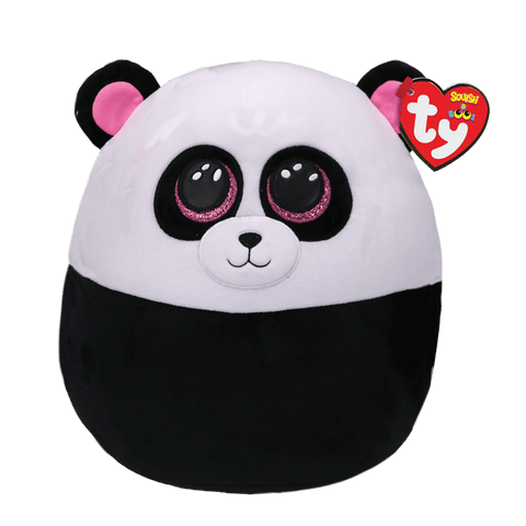 TY Bamboo Squish A Boo Plush 10""