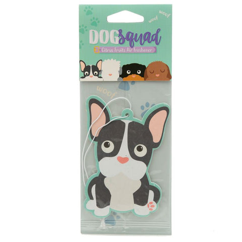 Citrus Dog French Bulldog Air Freshener