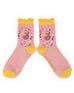 Powder A-Z Ankle Socks - J