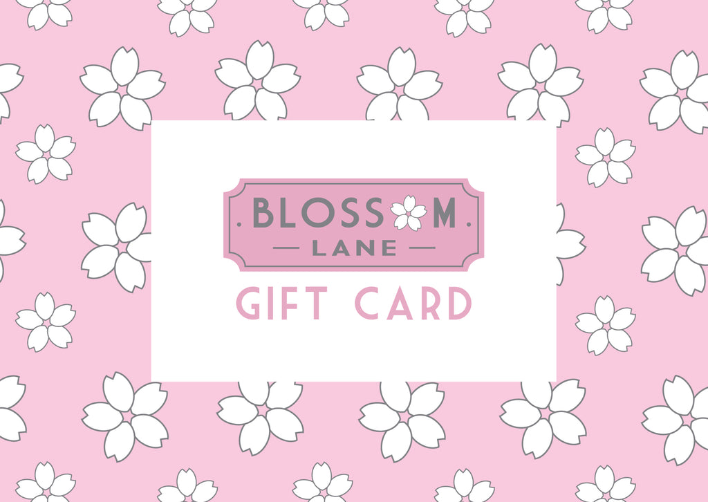 Blossom Design Gift Card