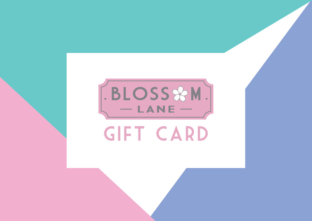 Geometric Design Gift Card