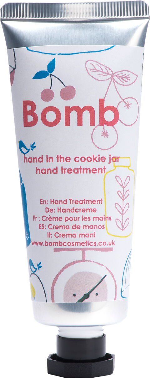 Bomb Cosmetics Hand in the Cookie Jar Hand Cream 25ml