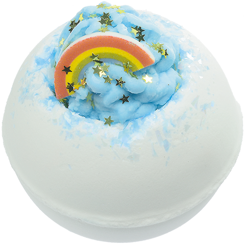 Bomb Cosmetics Over the Rainbow Bath Bomb Blaster