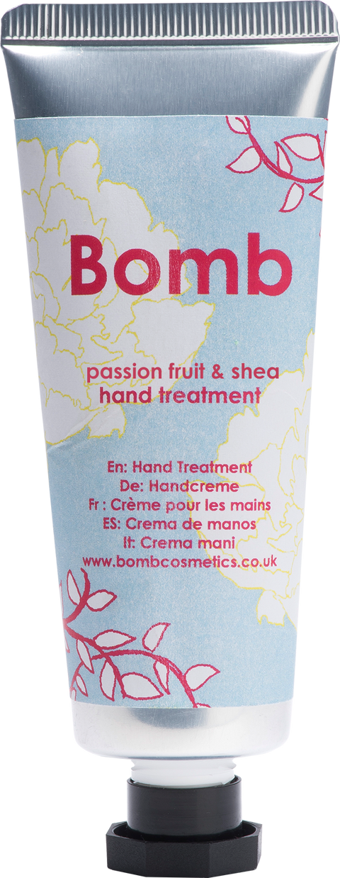 Bomb Cosmetics Passon Fruit & Shea Hand Cream 25ml