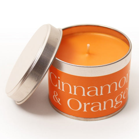 Pintail Cinnamon and Orange Coordinate Candle