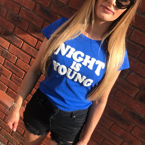 'Night is Young' T-Shirt