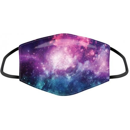Galaxy Print Non Medical Adult Face Mask