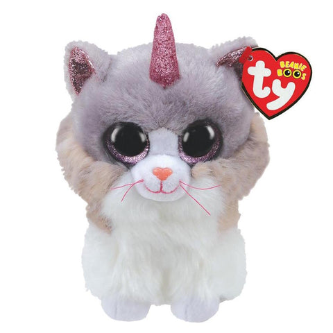Asher the Cat Beanie Boo TY