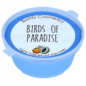 Bomb Cosmetics Birds Of Paradise Mini Wax Melt