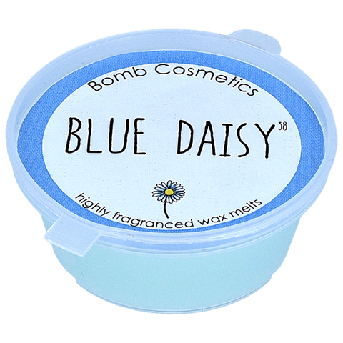 Bomb Cosmetics Blue Daisy Wax Melt