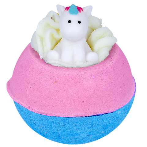 Bomb Cosmetics Born to be a Unicorn Toy Bath Blaster