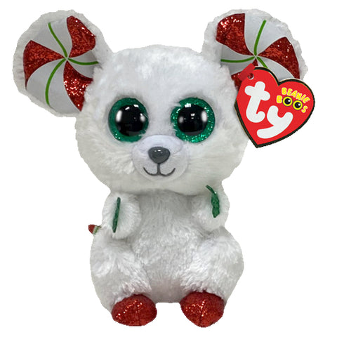 Chimney Mouse Beanie Boo TY 2020 Exclusive