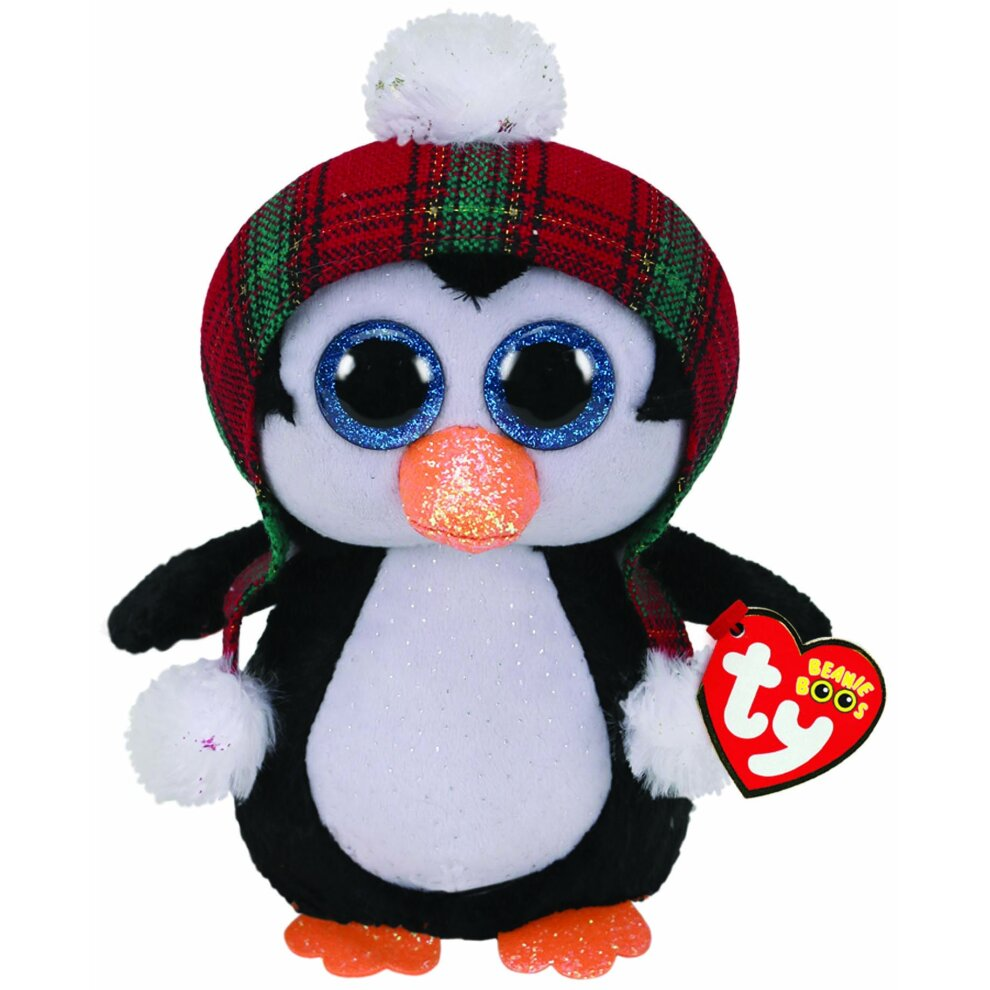 Cheer the Penguin Beanie Boo TY