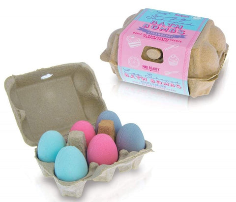 Baked Eggs Bath Blasters