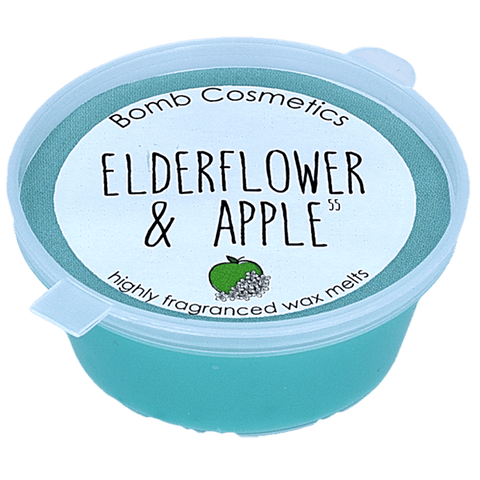 Bomb Cosmetics Elderflower and Apple Wax Melt