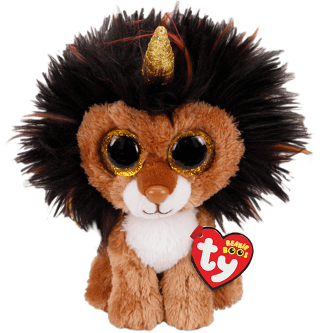 Ramsey- They call me a Lioncorn Beanie Boo TY
