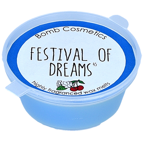 Bomb Cosmetics Festival of Dreams Mini Wax Melt