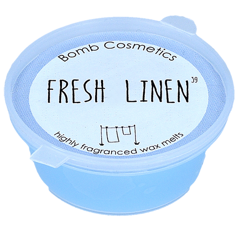 Bomb Cosmetics Fresh Linen Wax Melt