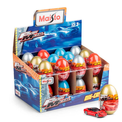 Fresh Metal Car Blind Bags Collectors Egg