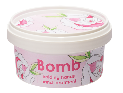 Bomb Cosmetics Holding Hands Hand Treatment