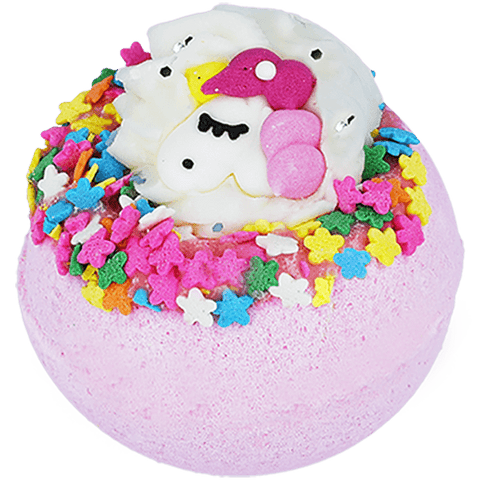 Bomb Cosmetics I Believe in Unicorns Bath Bomb Blaster