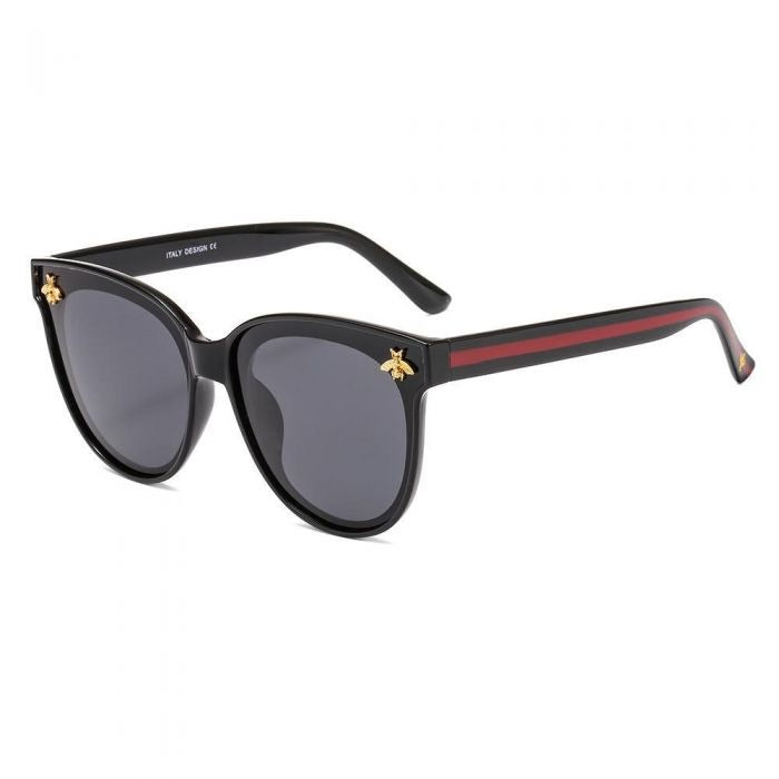 Bee Sunglasses Black Frame