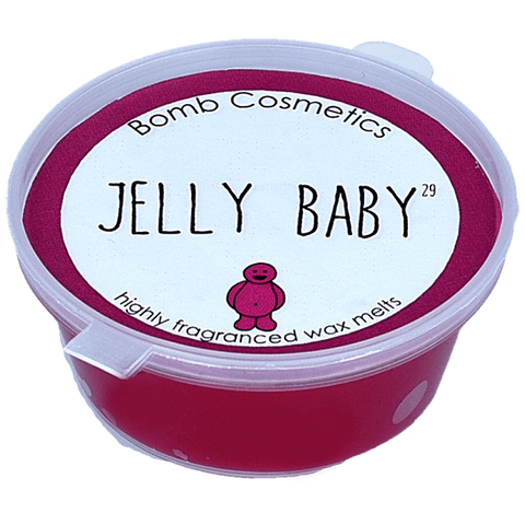 Bomb Cosmetics Jelly Baby Wax Melt
